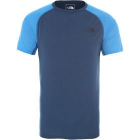 The North Face Ambition T-shirt Heren, blue wing teal/clear lake blue
